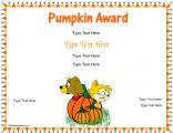 autumn-award-certificate-template