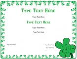 st-patricks-day-certificate
