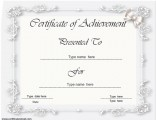 certificate-of-achievement--business-theme