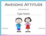 awesome-attitude-award