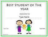 best-student-of-the-year-certificate