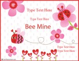bee-mine-valentines-day-certificate