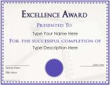 excellent-work-award-certificate