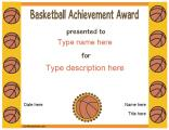 basketball-award