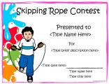 skipping-rope-contest