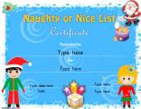 christmas-naughty-and-nice-list-certificate